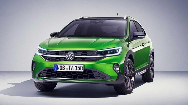 Volkswagen Nivus [divulgação]