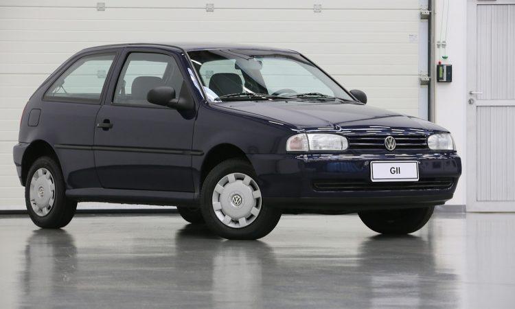 Volkswagen Gol Bolinha [divulgação]