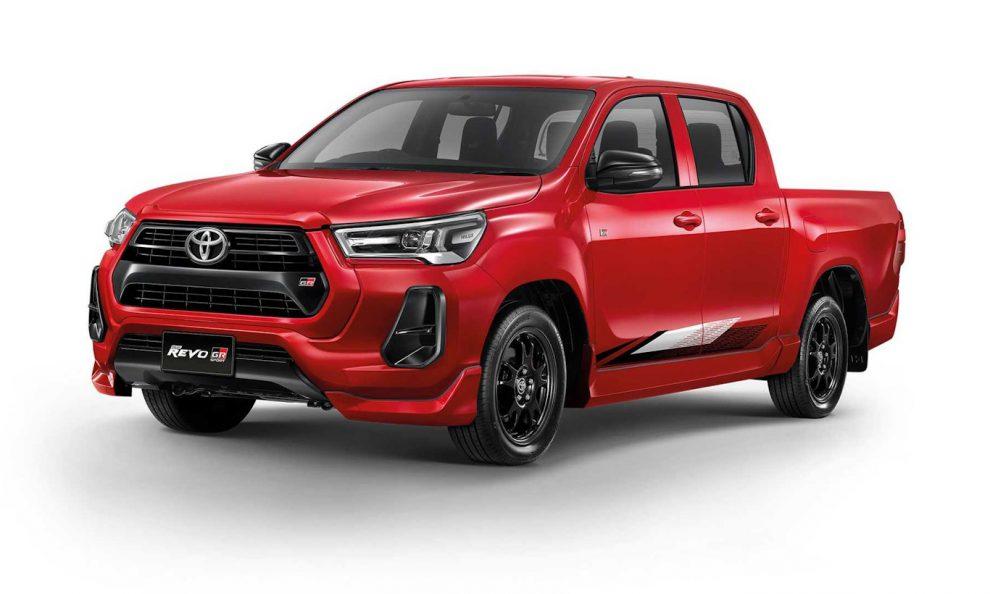 Toyota Hilux rebaixada