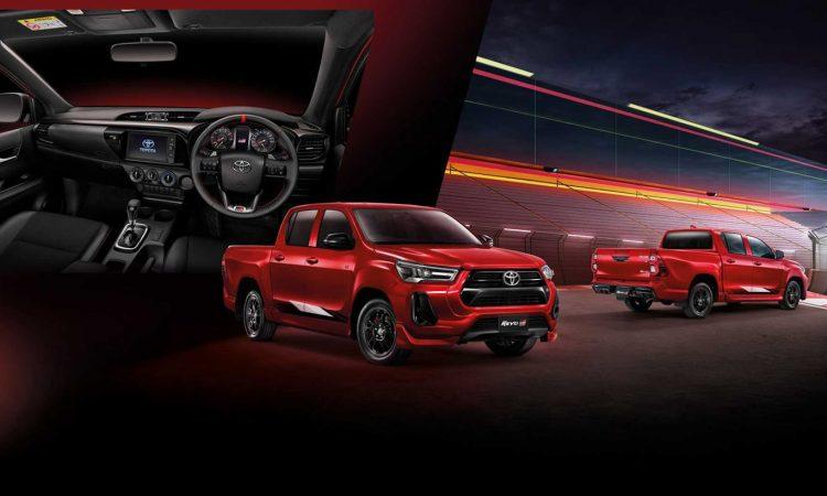 Toyota Hilux GR Sport Lo-Floor [divulgação]