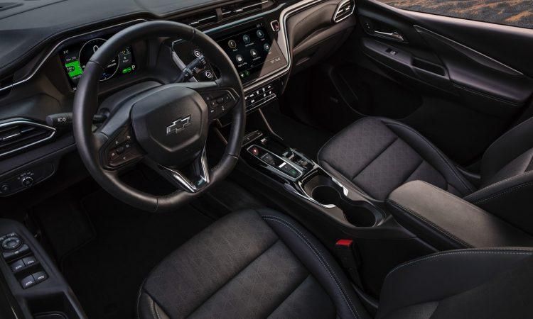 Chevrolet Bolt 2022 [divulgação]