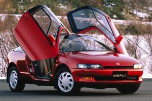 Toyota Sera [divulgação]
