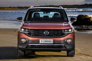 Volkswagen T-Cross [divulgação]