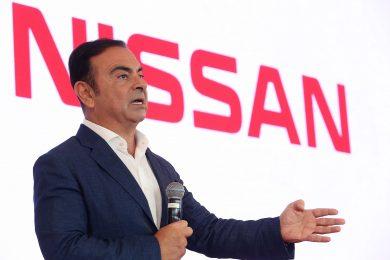 Carlos Ghosn [divulgação]