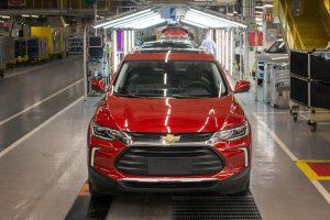 Chevrolet Tracker [divulgação]