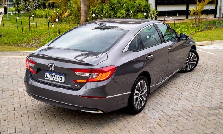 Honda Accord e:HEV [Auto+ / João Brigato]