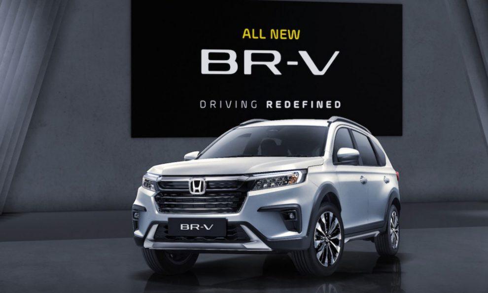 Honda BR-V [divulgação]