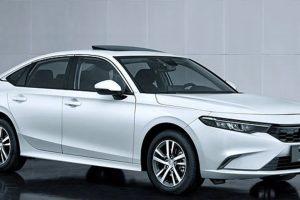 Honda Civic 2022 [Ministério de Patentes China]