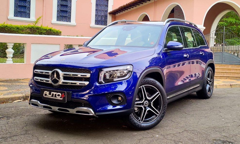 Mercedes-Benz GLB 200 Progressive [Auto+ / João Brigato]