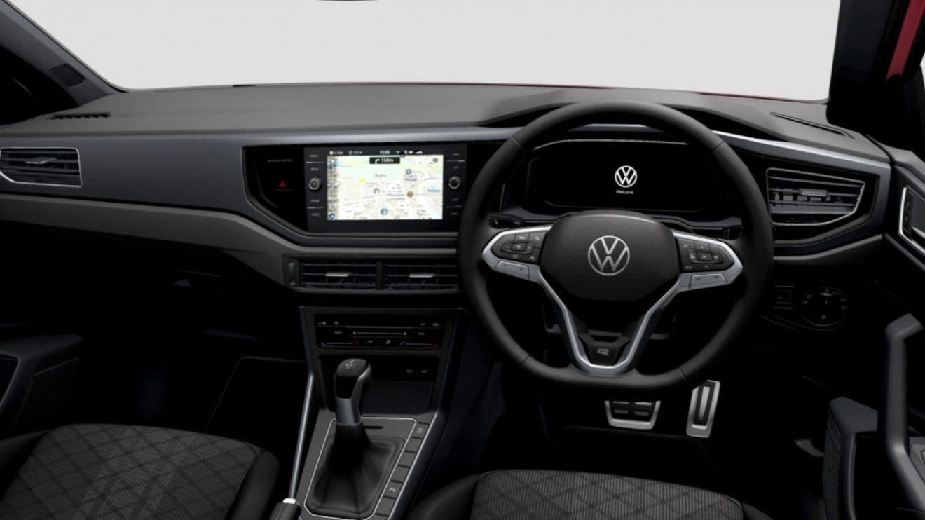 Volkswagen Polo R-Line [divulgação]