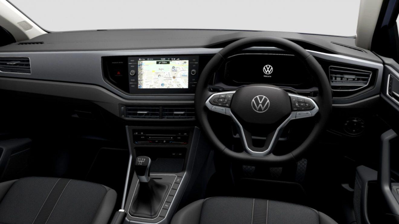 Volkswagen Polo Style [divulgação]