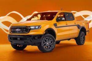 Ford Ranger Splash [divulgação]