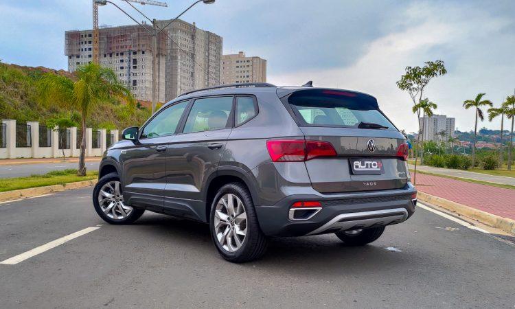 Volkswagen Taos Comfortline [Auto+ / João Brigato]