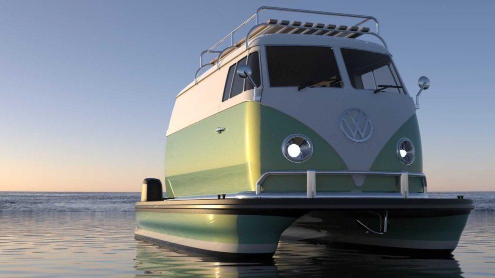 Kombi barco [Floating Motors]