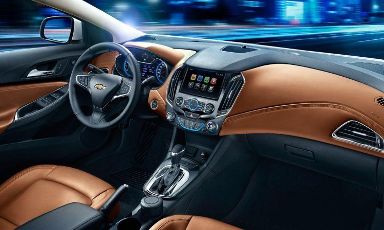 Chevrolet Cruze 2014 [divulgação]