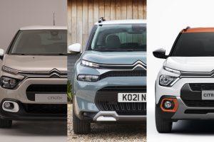 Citroën C3, C3 Aircross e C3 [divulgação]
