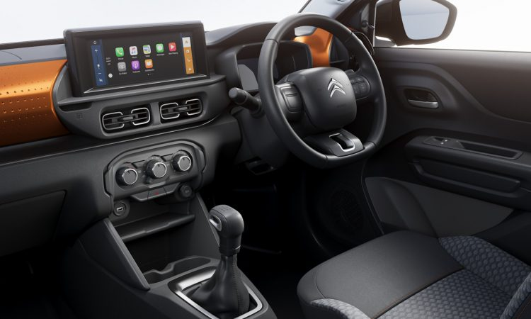 Citroën C3 2022 [divulgação]