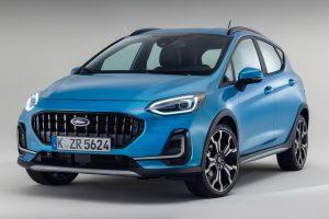 Ford Fiesta Active 2022 [divulgação]