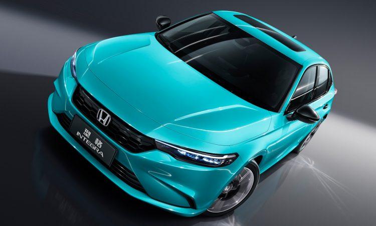 Honda Integra [divulgação]
