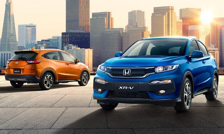 Honda XR-V [divulgação]