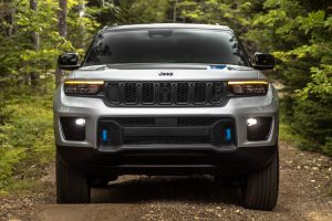 Jeep Grand Cherokee Trailhawk 4xe [divulgação]