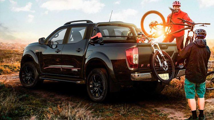 Nissan Frontier X-Gear [divulgação]