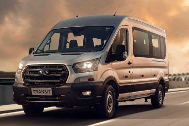 Ford Transit [divulgação]