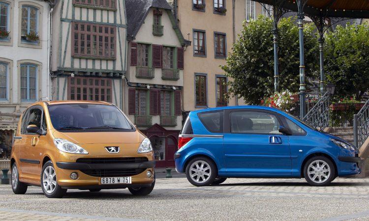 Peugeot 1007 [divulgação]