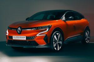 Renault Mégane E-Tech [divulgação]