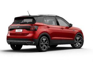 Volkswagen T-Cross 2022 [divulgação]