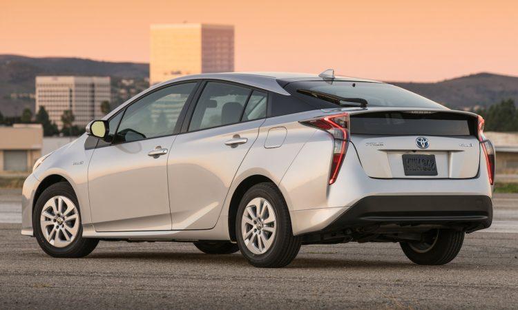 Toyota Prius [divulgação]