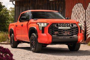 Toyota Tundra TRD Pro [divulgação]