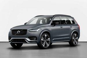Volvo XC90 2022 [divulgação]