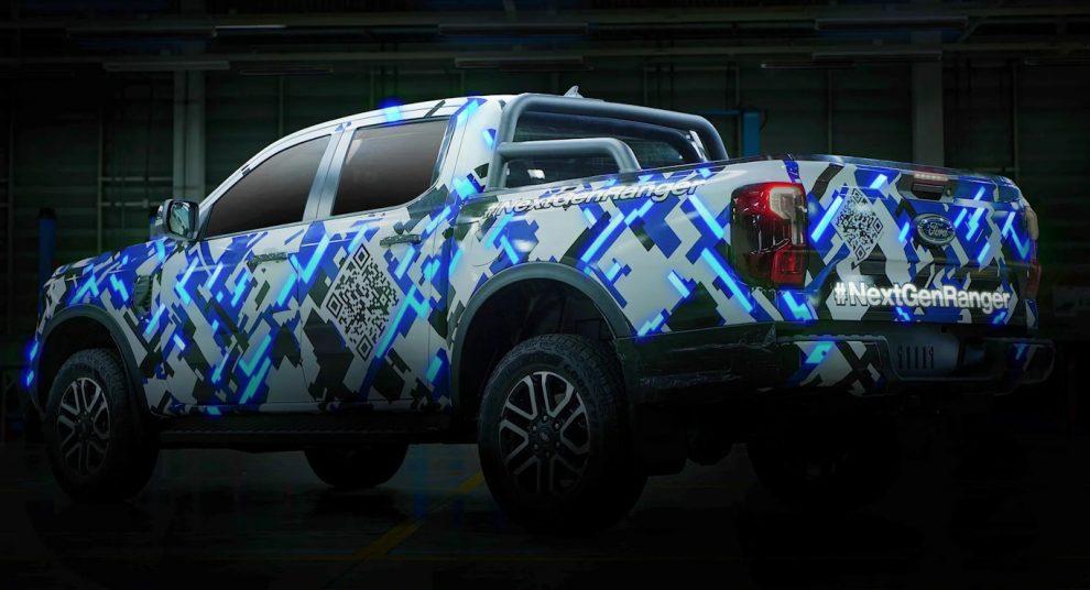 Ford Ranger 2023 [divulgação]