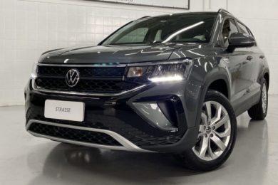 Volkswagen Taos Ottinger [divulgação]