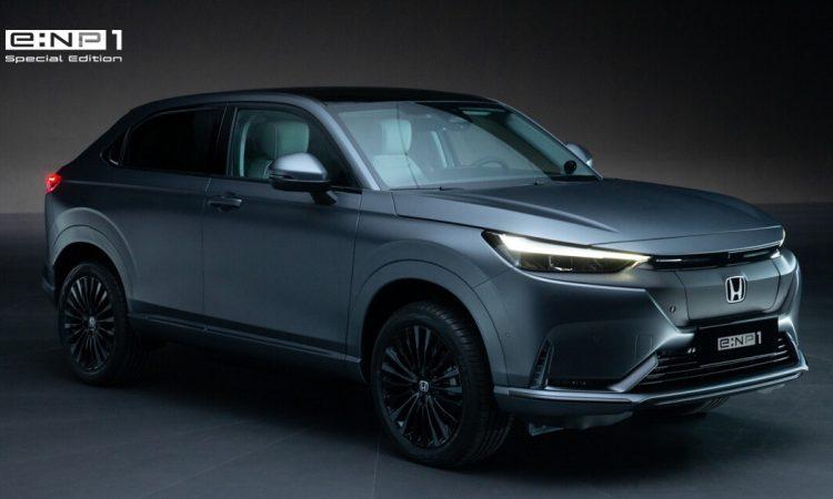 Honda HR-V elétrico