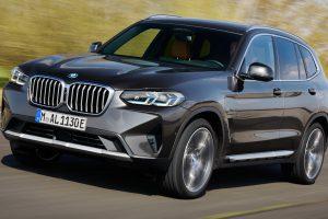 BMW X3 [divulgação]