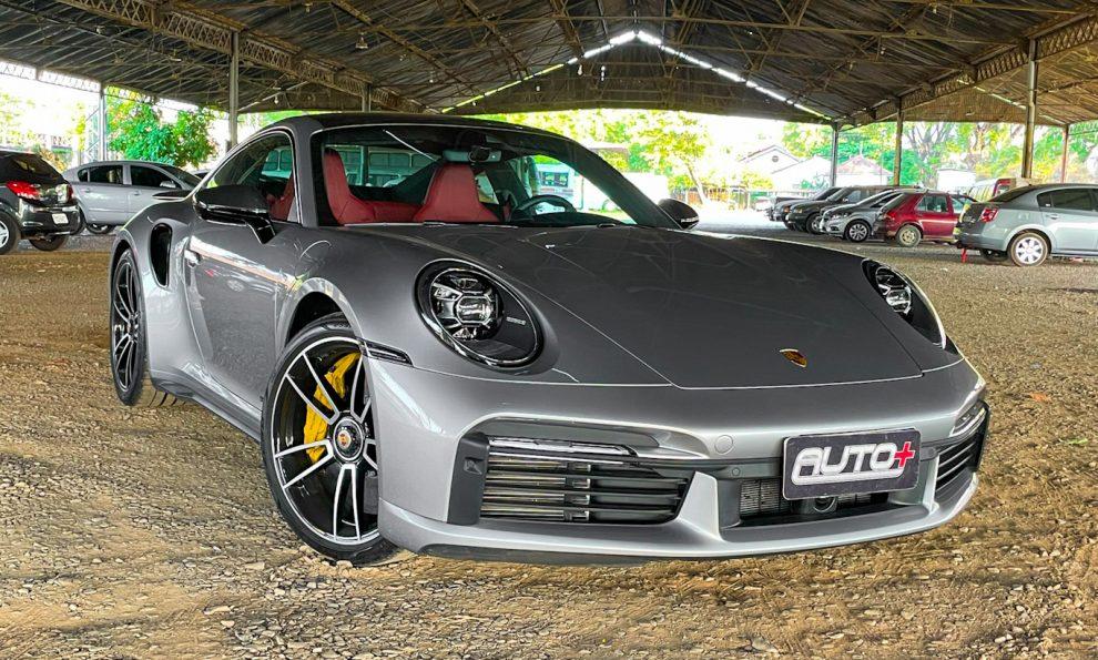 Porsche 911 Turbo S [Auto+ / João Brigato]