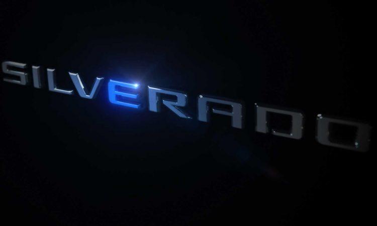 Chevrolet Silverado elétrica [divulgação]