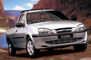 Ford Courier [divulgação]