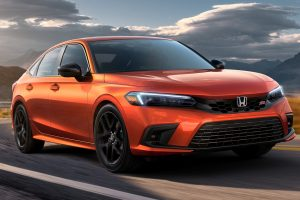Honda Civic Si 2022 [divulgação]