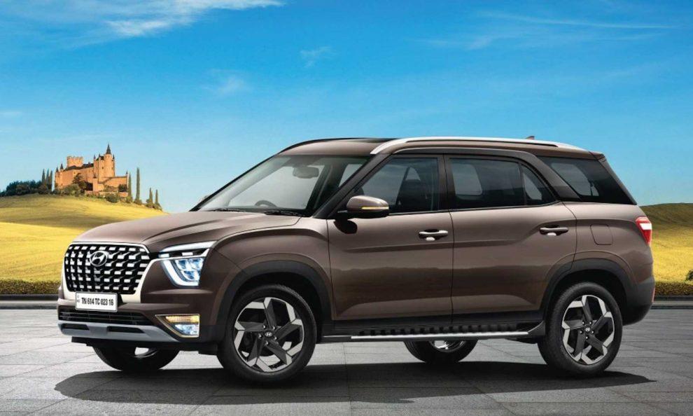 Hyundai Alcazar / Creta Grand [divulgação]