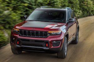 Jeep Grand Cherokee Trailhawk [divulgação]