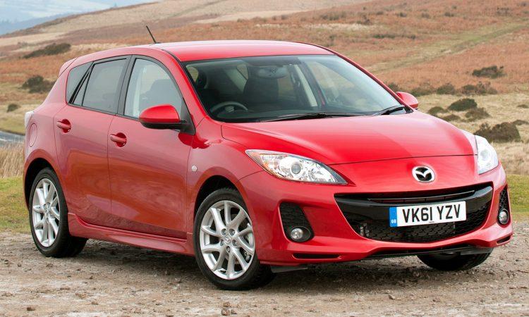 Mazda 3 [divulgação]