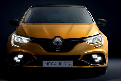 Renault Mégane RS [divulgação]